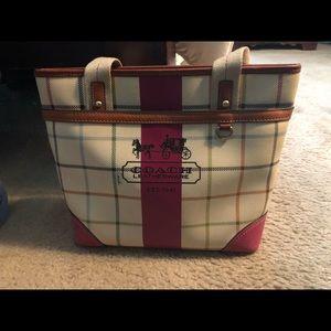 Authentic Coach purse.  Perfect condition